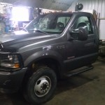 2004 F350 6.0 Powerstroke Cab & Chassis Before