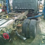 """2004 F350 Cab & Chassis 4"""" Exhaust"""